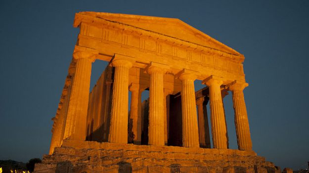 appalto, Area archeologico di Agrigento, Valle dei Templi, Agrigento, Economia
