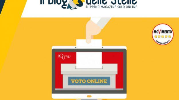 diciotti m5s voto online, voto online m5s, Sicilia, Politica
