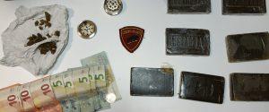 Droga in un pullman diretto ad Agrigento, arrestati due extracomunitari