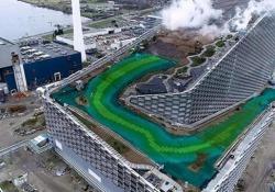 Da qualche settimana ha aperto CopenHill, l'avveniristico impianto nella capitale danese