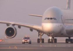 Il velivolo a due piani può trasportare 500 passeggeri