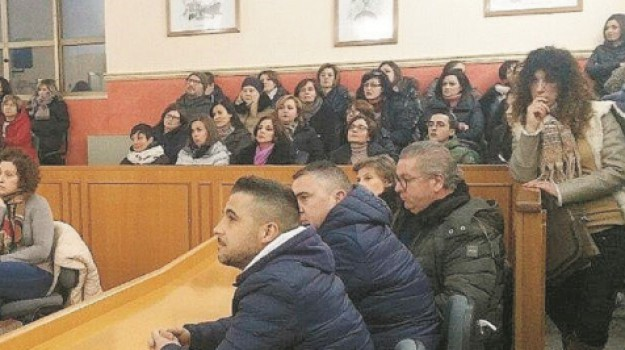 aragona proteste genitori, Agrigento, Cronaca