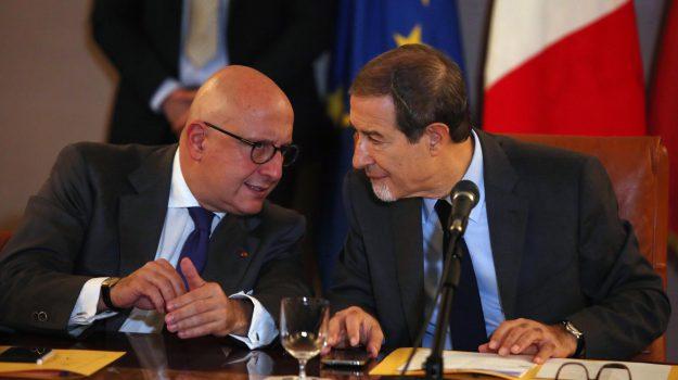 Armao sfiducia, forza italia, Gaetano Armao, Giuseppe Milazzo, Sicilia, Politica