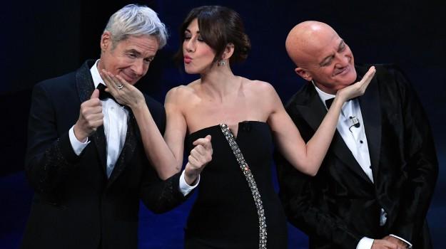 festival, musica, sanremo 2019, Claudio Baglioni, Claudio Bisio, Virginia Raffaele, Sicilia, Sanremo, Società