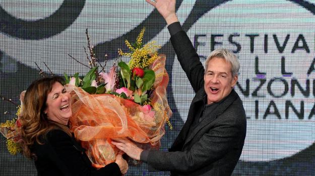 Fesitival Sanremo, sanremo 2019, Claudio Baglioni, Sicilia, Sanremo, Società