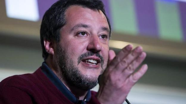 25 aprile, mafia, salvini in sicilia, Matteo Salvini, Sicilia, Politica