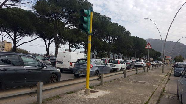 incidente viale regione siciliana, svincolo di Bonagia, Palermo, Cronaca