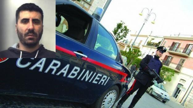 'ndrangheta, arresto strangio, traffico di droga, Francesco Strangio, Sicilia, Cronaca