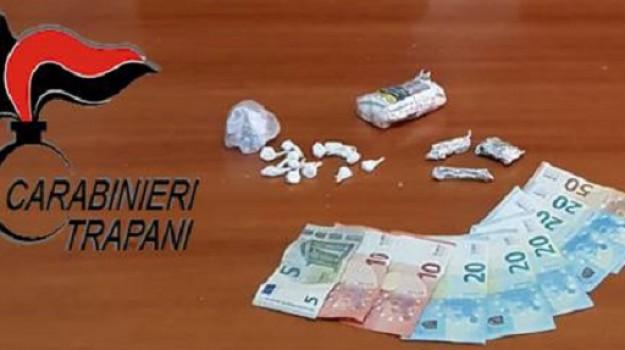 castellammare del golfo arresto droga, Trapani, Cronaca