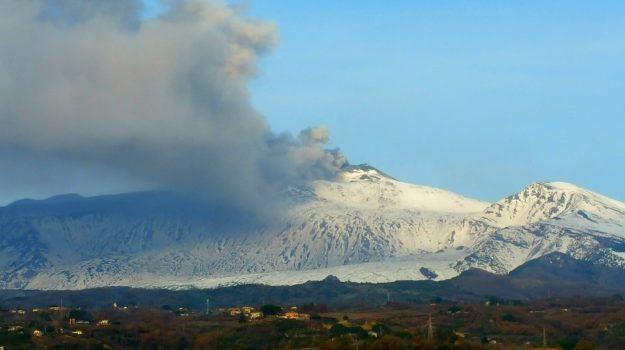 etna, gas cancerogeno, radon, Catania, Cronaca