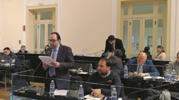 consiglio comunale trapani, Massimo La Rocca, Peppe La Porta, Trapani, Politica
