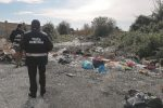 Sequestrata una discarica a Siracusa: trovate oltre 20 tonnellate di rifiuti