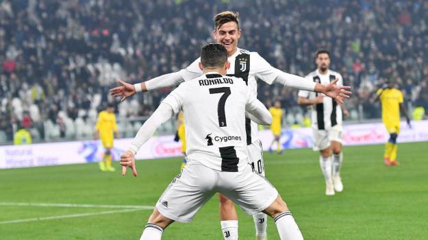 Juventus-Frosinone, Sicilia, Sport