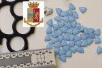 Caltanissetta, nascondeva 50 pasticche di ecstasy nella camera della nonna: arrestato