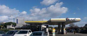 Palermo, rapina al distributore di benzina Eni di Bonagia: bottino di 500 euro