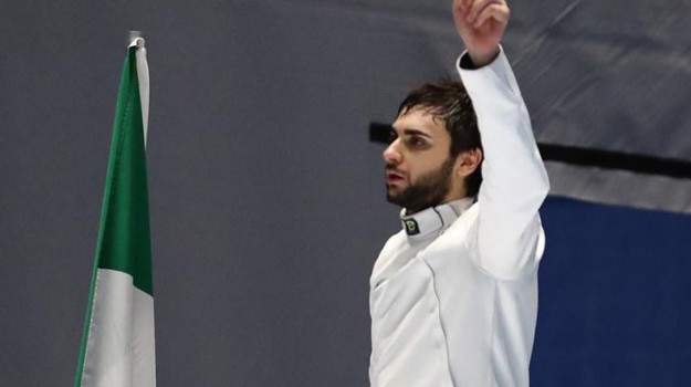 Coppa del mondo scherma, Enrico Garozzo, Catania, Sport