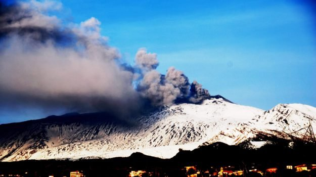 etna, terremoto catania, vulcano, Catania, Cronaca
