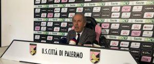 """Palermo, Foschi dice tutto: """"Gli inglesi una vergogna, entro un mese troveremo un acquirente"""""""