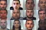 Scordia, associazione finalizzata al traffico illecito di sostanze stupefacenti per 15 indagati