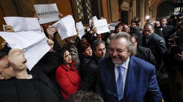 diciotti, giunta per le immunità, votazione m5s, Luigi Di Maio, Mario Michele Giarrusso, Matteo Salvini, Sicilia, Politica