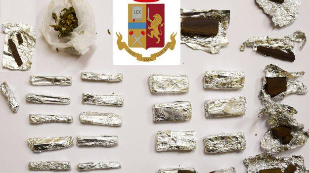caltanissetta arresto droga, Caltanissetta, Cronaca