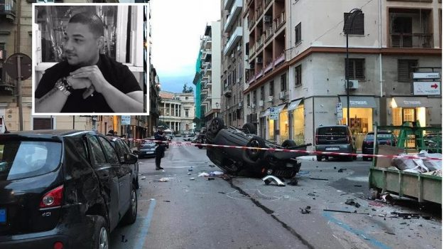 bar renato mondello, incidente palermo, incidente via daita, Claudio Amorosi, Palermo, Cronaca