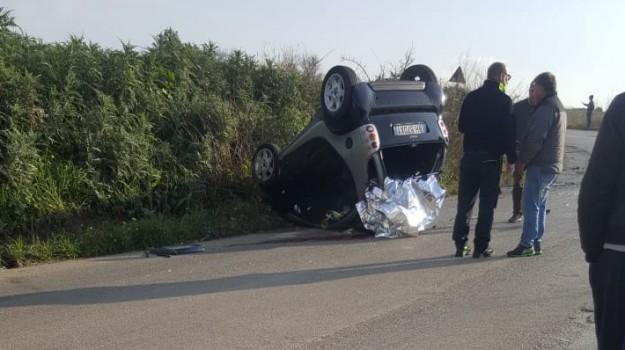 Incidente San Cipirello, Palermo, Cronaca