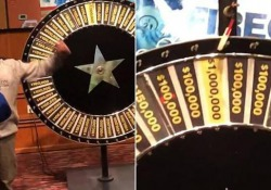 La vincita del giocatore di bingo in un casino di Milwaukee