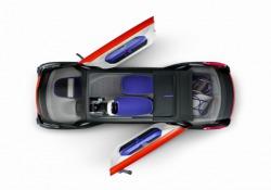 La Citroën Ami One Concept verrà presentato al Salone di Ginevra. È la proposta del marchio francese al car sharing cittadino - Corriere Tv