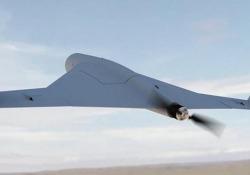 Può trasportare una bomba di 3 kg e «bypassare i sistemi di difesa aerea»
