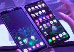 Lg G8: così funziona il telefono che si sblocca con le vene della mano  Al Mobile World Congress l'innovazione della tecnologia «Time of Flight» con riconoscimento biometrico di Paolo Ottolina - Corriere Tv