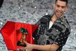 Mahmood in trionfo a Sanremo
