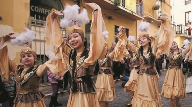 sfilate mandorlo in fiore, Agrigento, Cultura