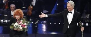 Sanremo, Mannoia e Mengoni scaldano la seconda serata: il Festival decolla
