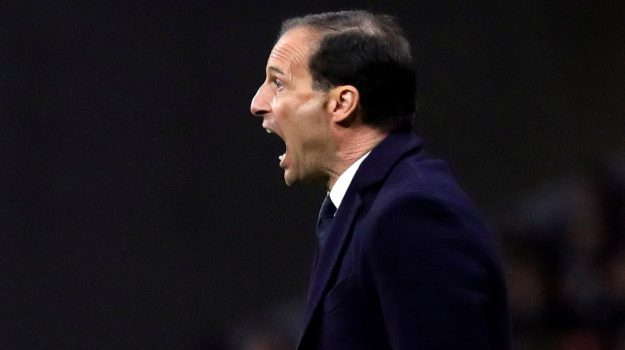 Atletico Madrid-Juventus, champions league, Massimiliano Allegri, Sicilia, Calcio