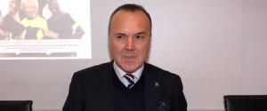 Il presidente della Lega di serie B Mauro Balata