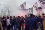 """Palermo nel caos, i cori dei tifosi al Tenente Onorato: """"Non mollate"""""""