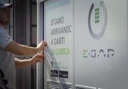 Ecco come funziona la ricarica on demand della E-Gap