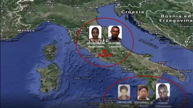 prostituzione migranti, prostituzione minorile, tratta di esseri umani, Catania, Cronaca