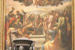 Alcamo, torna all'antico splendore il quadro della Vergine