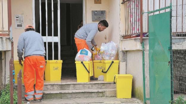 DISCARICA, Impianto di compostaggio, raccolta differenziata, Agrigento, Catania, Cronaca