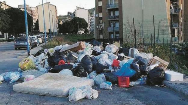rifiuti porto empedocle, Agrigento, Cronaca