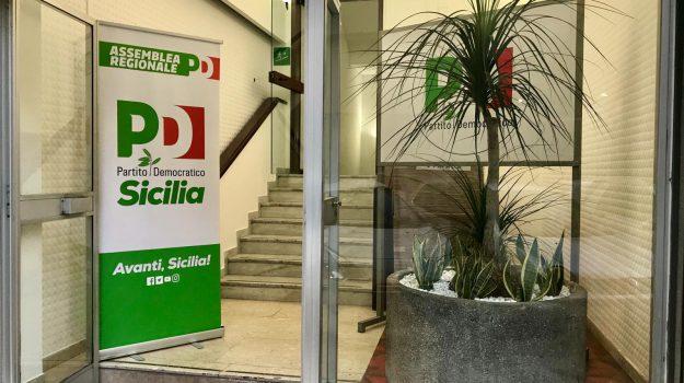 Primarie pd, Sicilia, via Bentivegna, Palermo, Politica