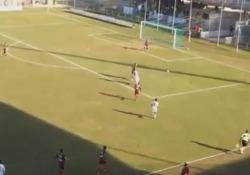 Gesto di fair play nel derby tra Campobasso e Isernia
