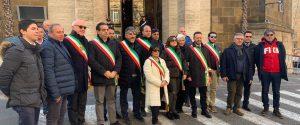 Caso Blutec, sindaci in protesta al Mise