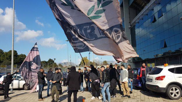 Palermo penalizzazione, Palermo serie C, protesta tifosi, Palermo, Calcio