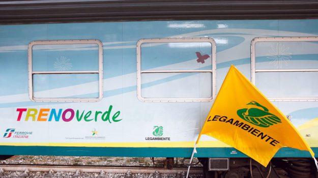 Treno Verde Legambiente, Palermo, Cronaca