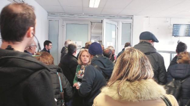 ufficio tributi caos ragusa, Ragusa, Cronaca