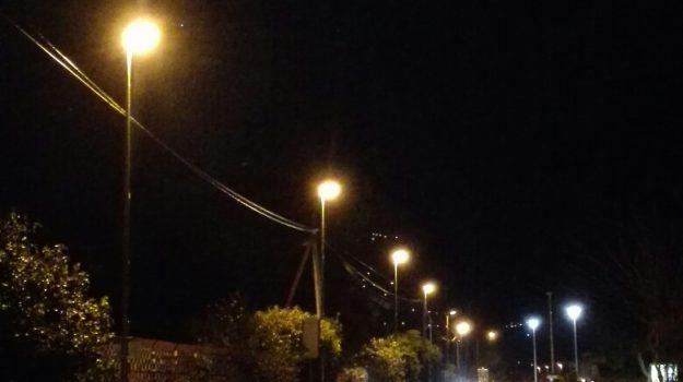 illuminazione a Mondello, illuminazione palermo, Palermo, Cronaca
