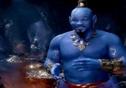 """Il 50enne attore nel film Disney """"Aladdin"""", nelle sale a fine maggio"""